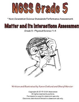 performance tasks for grade 5 science