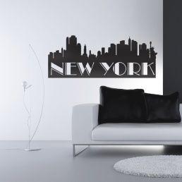 ig3870 Vinyl Wall Decal Brooklyn Bridge New York Stickers Mural
