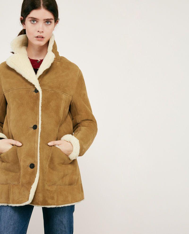 Souvent Manteau en peau lainée Comptoir des cotonniers, 750€ | manteaux  NB09