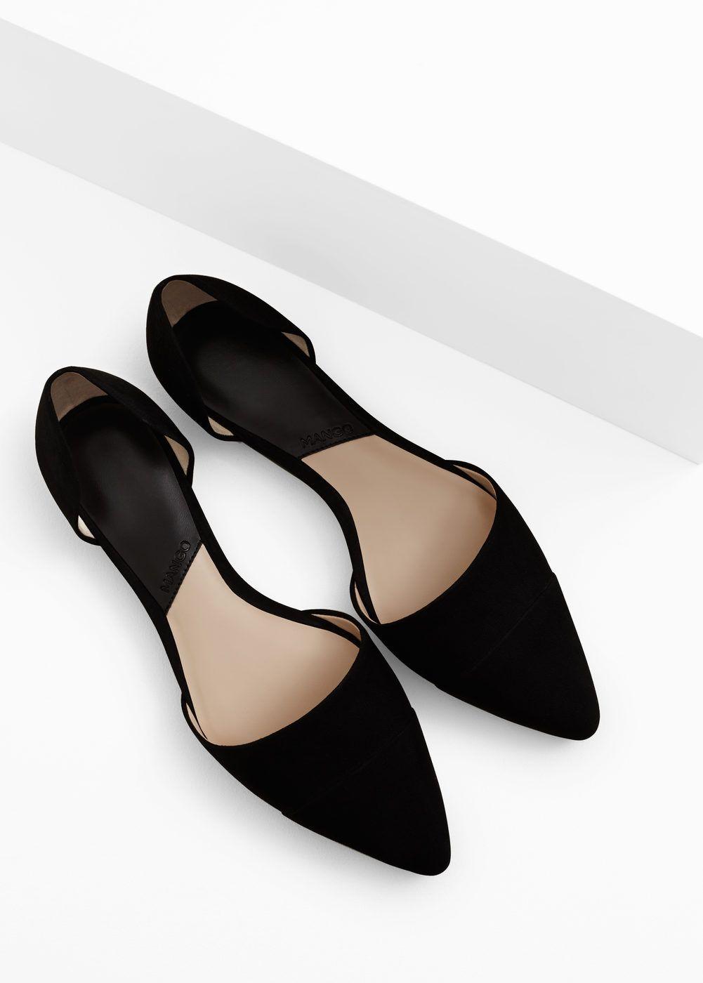 ampia scelta di colori e disegni prezzo di strada una grande varietà di modelli Scarpe basse punta - Donna | Zapatos y Botas | Pointed toe ...