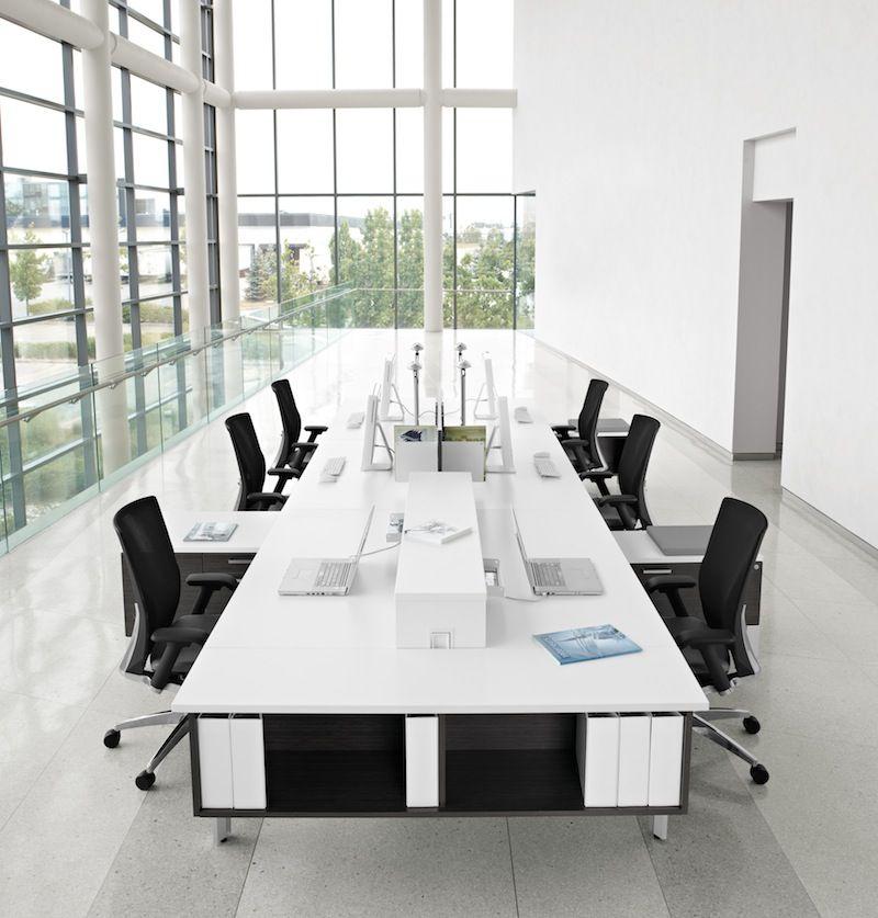 Global Total Office To Launch U0027Bridges IIu0027 Benching System