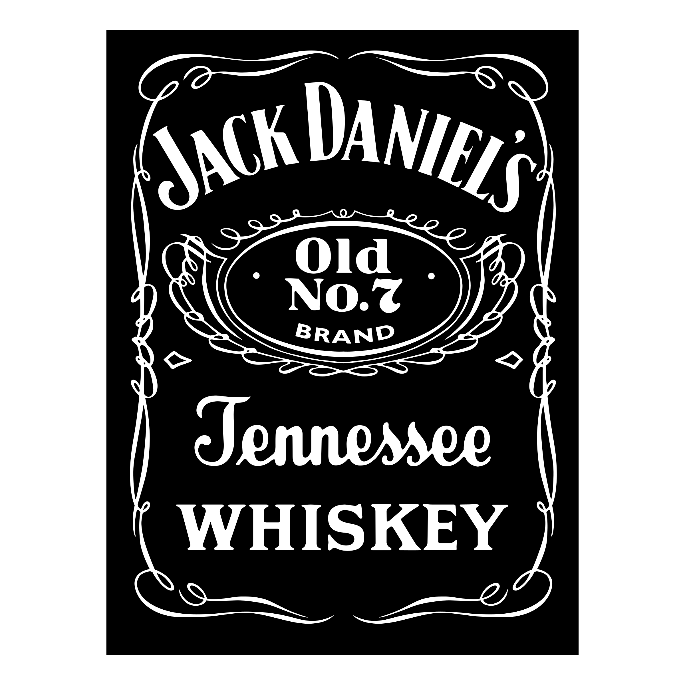 Jack Daniel's logo at DuckDuckGo (With images) Jack