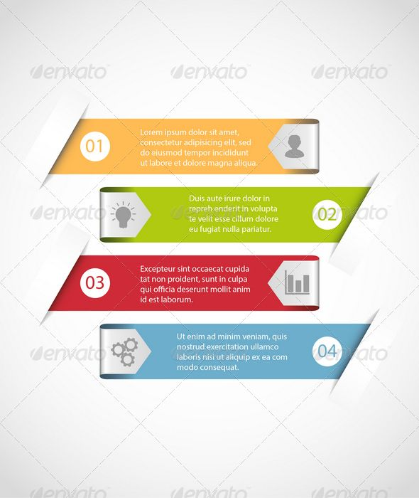Simple Infographic Template | Infographic templates, Infographics ...