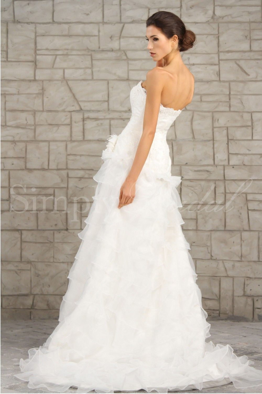 Cece wedding dress  Cece Colbert brokechicfashn on Pinterest