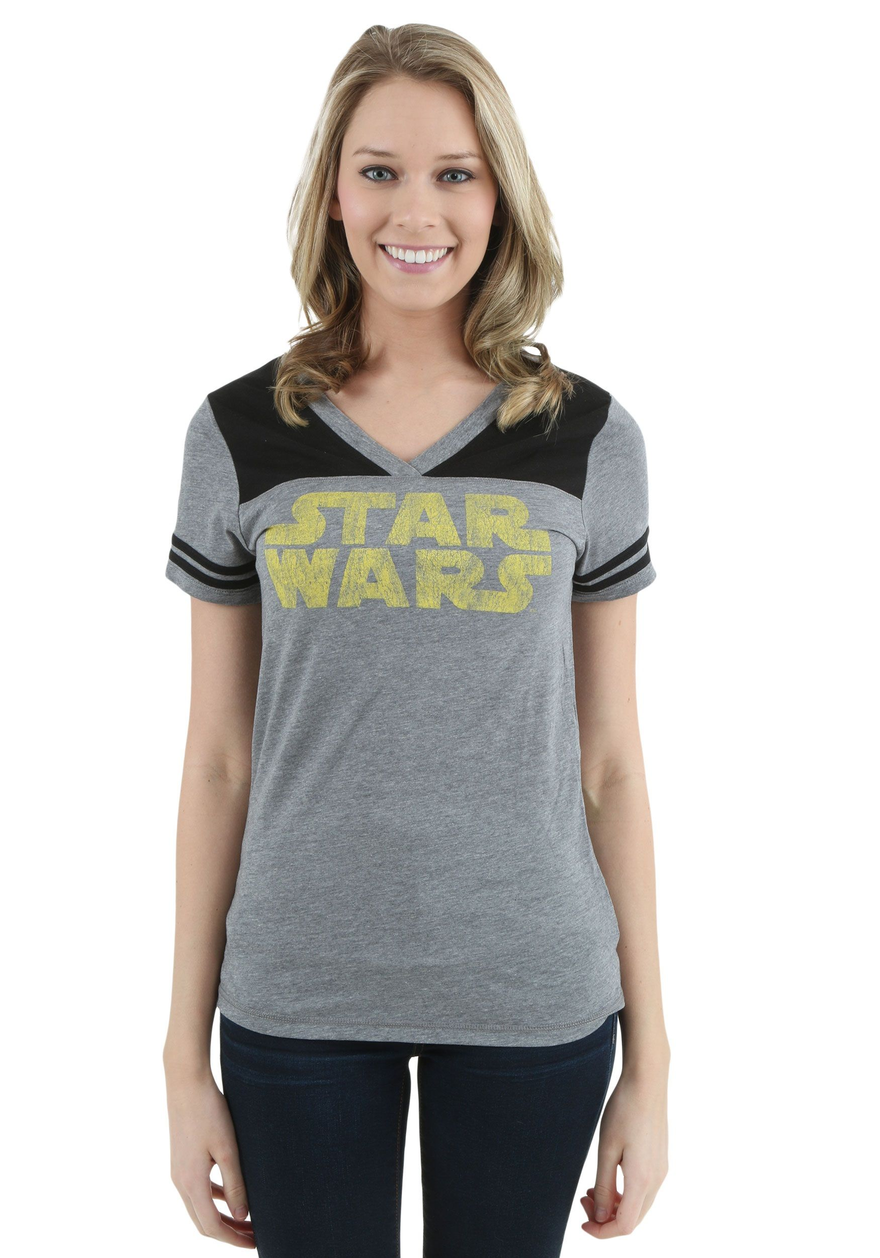 Womens Star Wars 1977 Logo T-Shirt