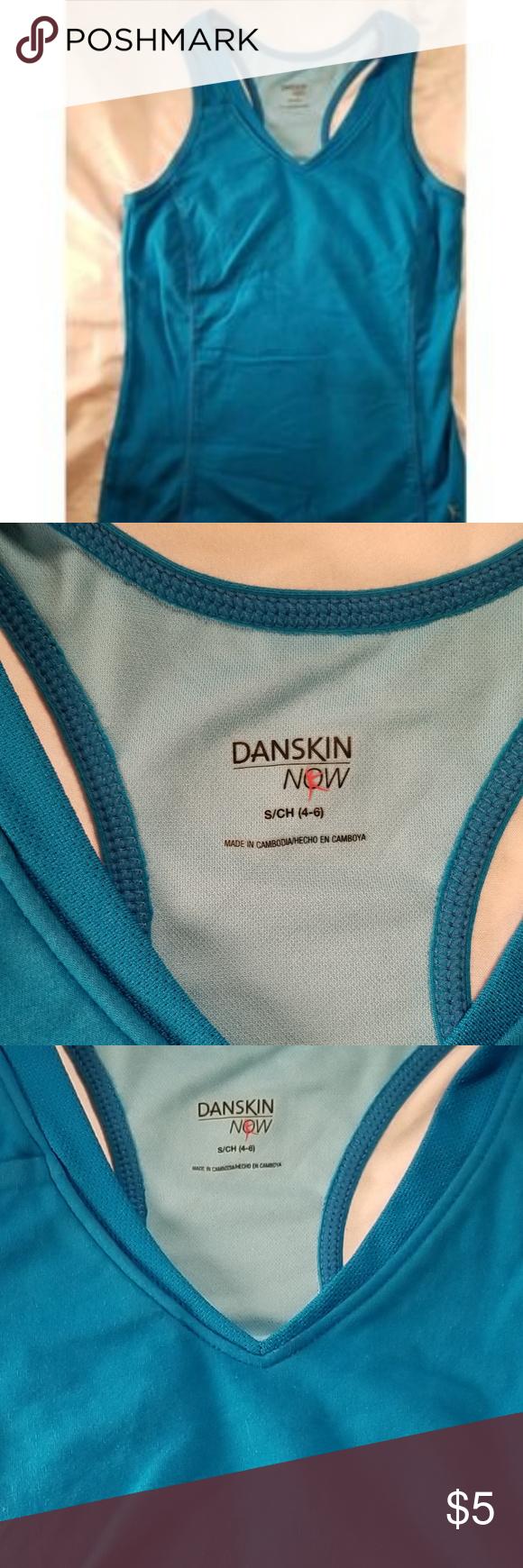 31e221a3541 Danskin Now Dri-More Core Shelf-Bra Tank Danskin Now Women s Dri-More
