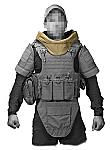 FirstSpear, LLC :: Platforms :: MASS Modular Armor Supplement System - Throat Guard