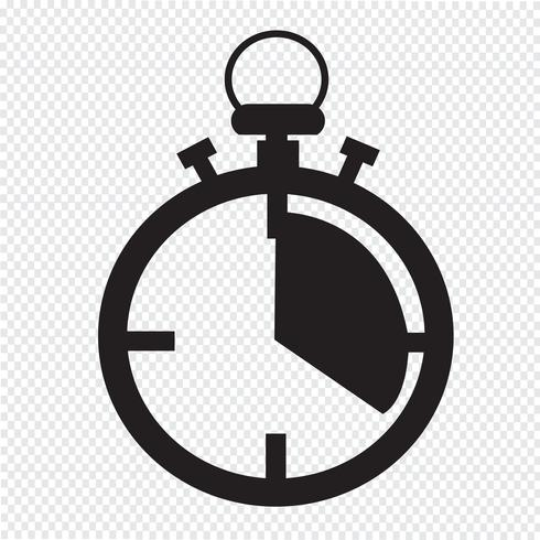 Stopwatch Icon Symbol Sign In 2021 Free Vector Illustration Stopwatch Icon