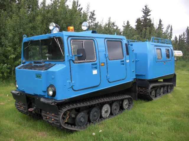 Hagglund ATV Vehicles | équipement lourd | Ville d'Edmonton | Kijiji