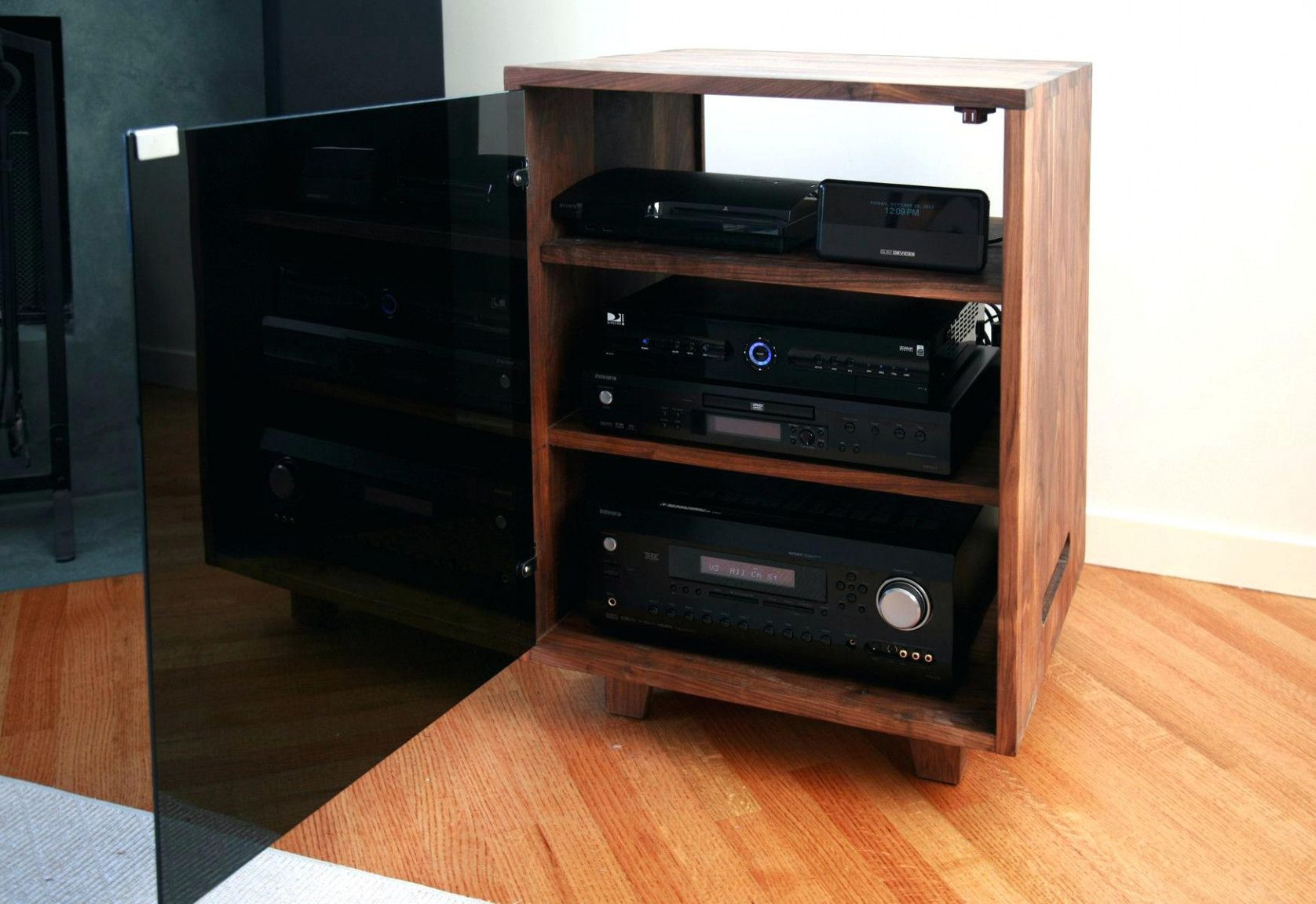 50 Small Media Cabinet With Doors Kitchen Cabinets Update Ideas On A Budget Check More At Http Www Planet Glass Cabinet Doors Stereo Cabinet Audio Cabinet