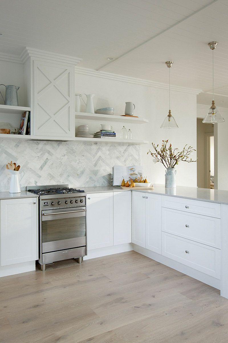 Freedom Furniture Kitchens Reno Rumble Kyal Kara Freedom Kitchens Caesarstone Clamshell 4