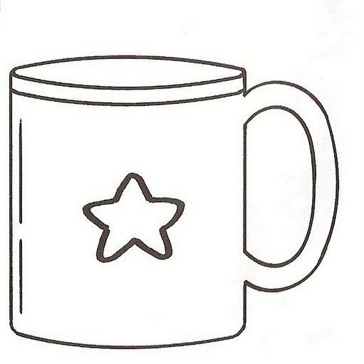 Tasita Dibujos para pintar Templates Pinterest Template - thermometer template