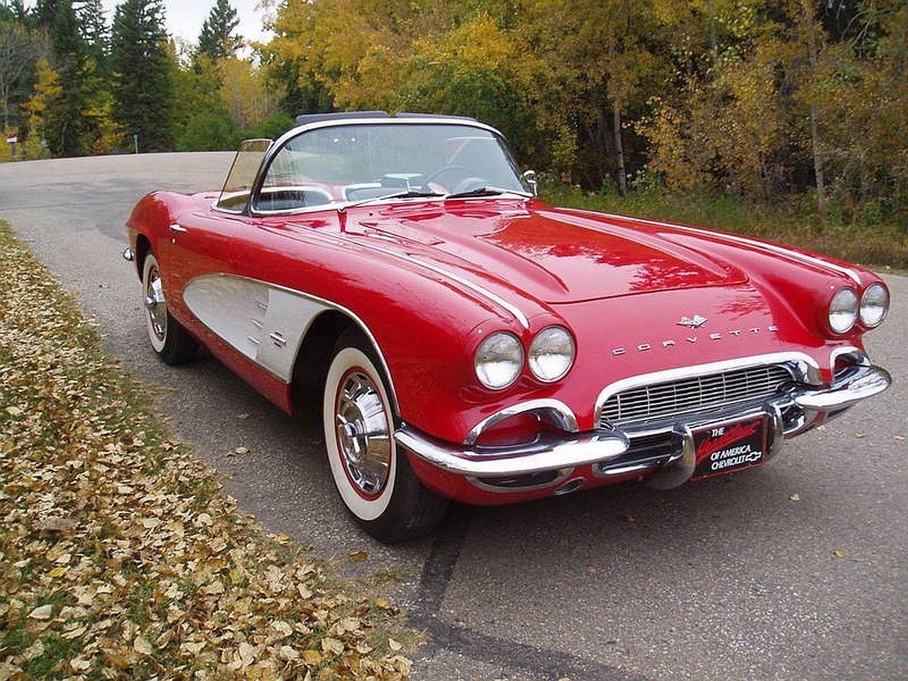 1961 C1 Corvette Image Gallery Pictures Corvette Vintage Corvette Chevrolet