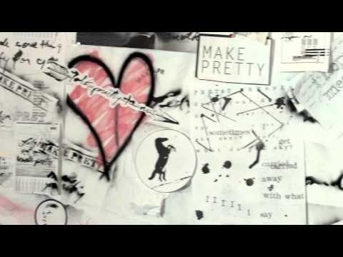 MY WORK. CHECK THE BIKE THE STREET ARTIST THE DARK HAS. PRETTY INVENTIVE.  PROJECT PRETTY: Scene no. 6 - YouTube