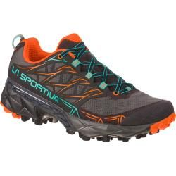 Photo of La Sportiva women Akyra shoes (size 38, gray) | Trail running shoes> Ladies La Sportiva