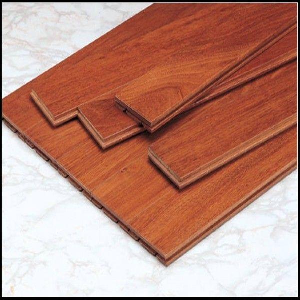Natural Kempas Solid Hardwood Flooring