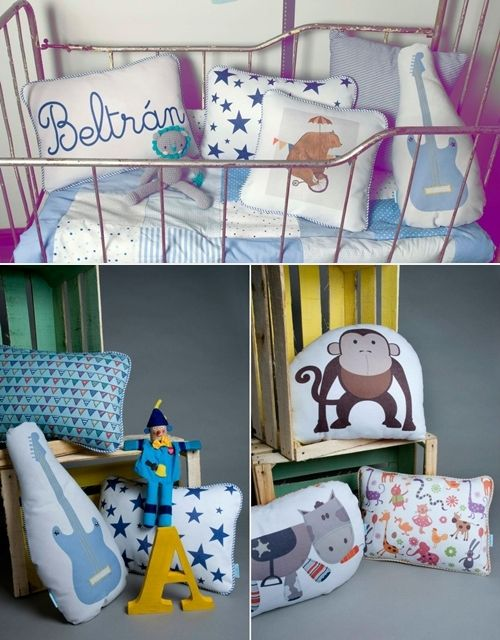 Decoración Infantil Vintage de Arrivederci Future, Child and Babies - estilo vintage decoracion