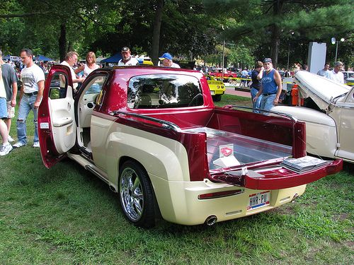 Hhr Truck Conversion Page 3 Chevy Network