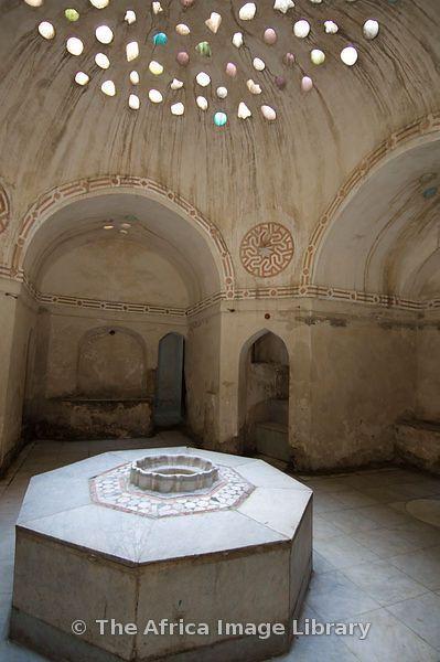 hammam azuz, 18th century public baths, rosetta, egypt | cairo, Badezimmer ideen
