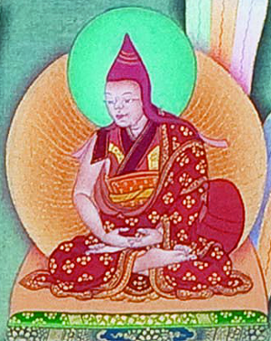 Buddhaguhya (700) Padma received teachings on the eight great sadhanas of Kagyé from Buddhaguhya. Vimalamitra was also one of his students. Apart from his commentary on the Maha-Vairocana-Abhisambodhi Tantra, we know little of Buddhaguhya. A major commentary by Buddhaguhya of the Mahavairocana Tantra was written in 760 and is preserved in Tibetan. Buddhaguhya is held to have received teachings from Lilavajra.
