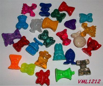 crazy bones toys | crazy bones by ~VML1212 on deviantART