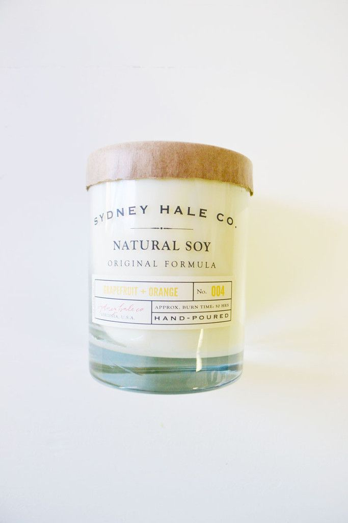 Sydney Hale Candle {Grapefruit & Orange} – RH Signature Co.