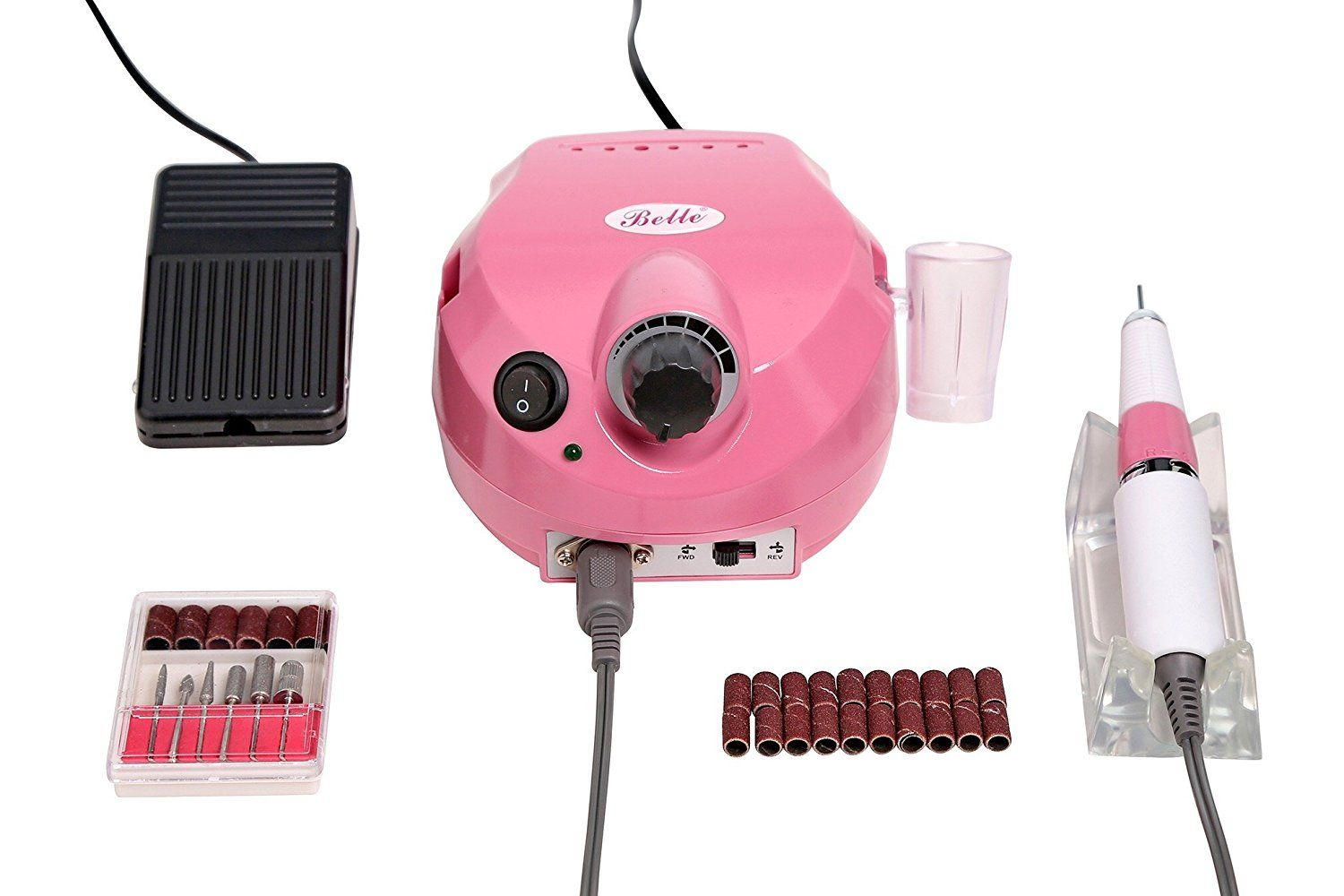 Top 5 Best Electric Nail Drills Reviews on The Market 2017