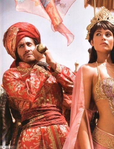 Prince Dastan Tamina Prince Of Persia Prince Of Persia Movie