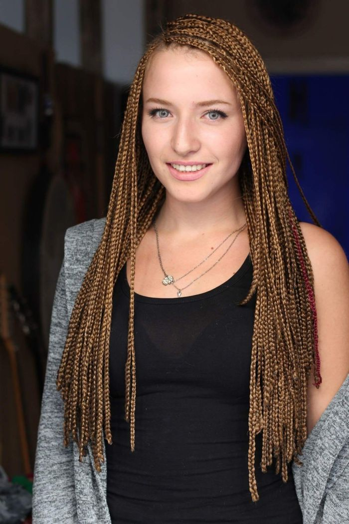 tresse africaine id es de mod les tutoriels et conseils hair style box braids hairstyles. Black Bedroom Furniture Sets. Home Design Ideas