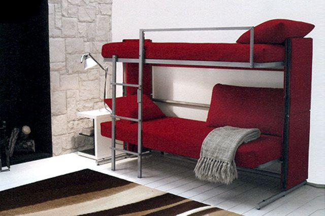 Phenomenal Doc Sofa Bunk Bed Vurni Multifunctional Furniture Creativecarmelina Interior Chair Design Creativecarmelinacom