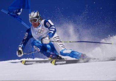 Alberto Tomba one of my favorite skiers