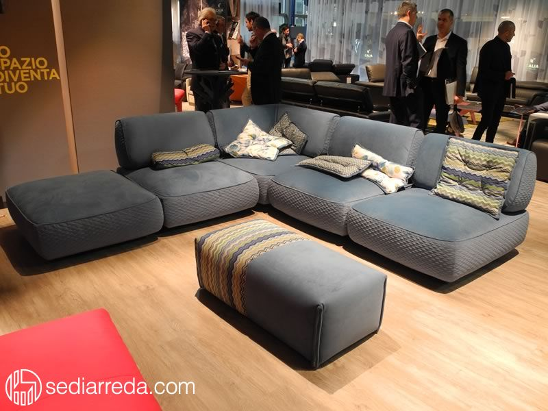 Sofa by Calia Italia Divano, Mobile