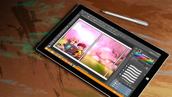 Surface Pro 3 Gains Pen Improvements with Latest Firmware Update