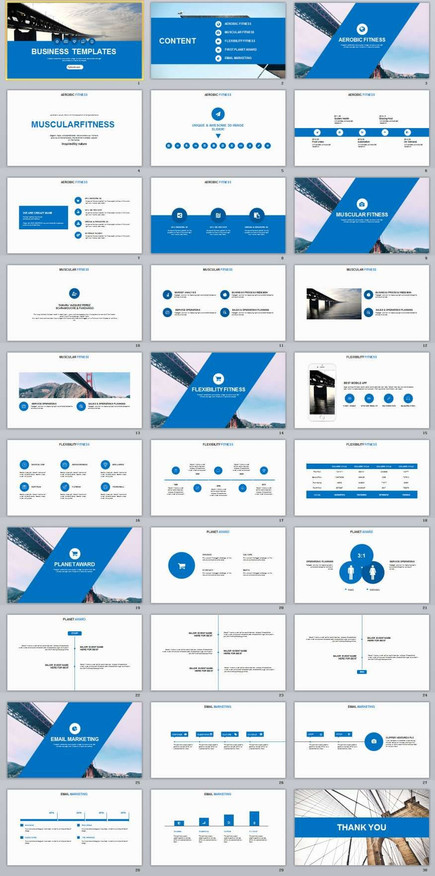 30 blue annual report presentation powerpoint templates 30 blue annual report presentation powerpoint templates powerpoint templates presentation animation toneelgroepblik Image collections