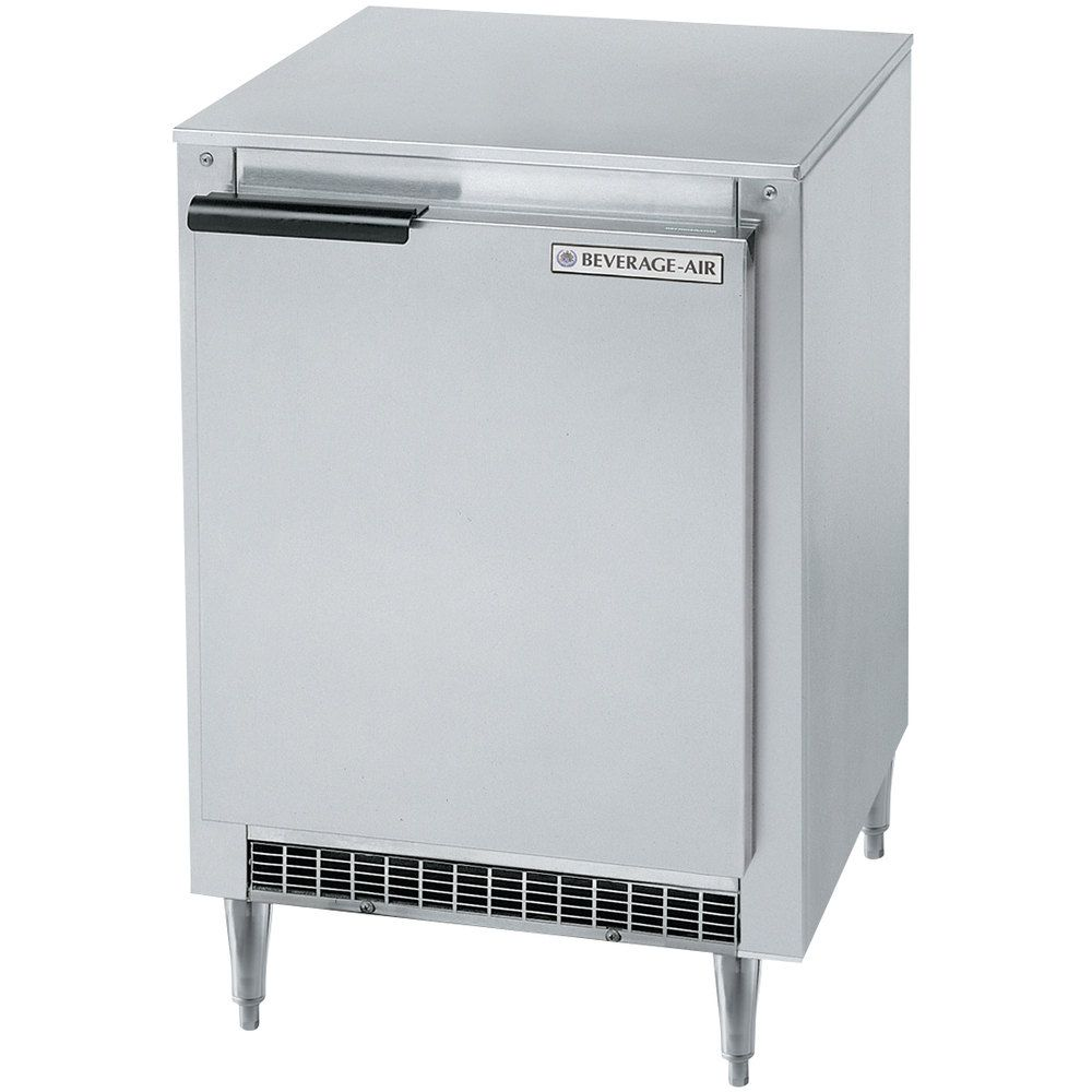 Beverage Air Ucf20 20 Low Profile Undercounter Freezer 2 7 Cu