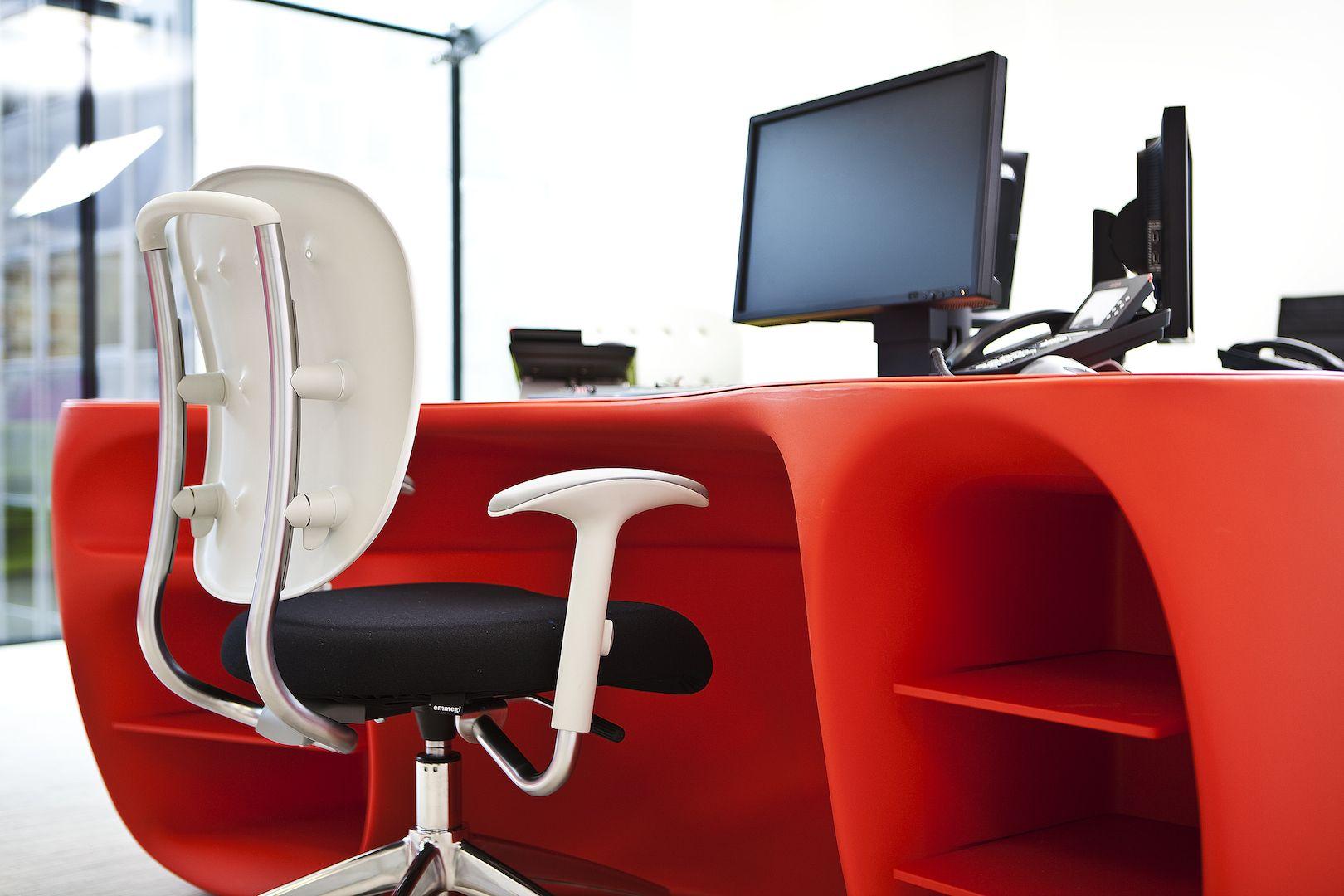 Red Philippe Starck Baobab Desk Home Decor Decor Interior