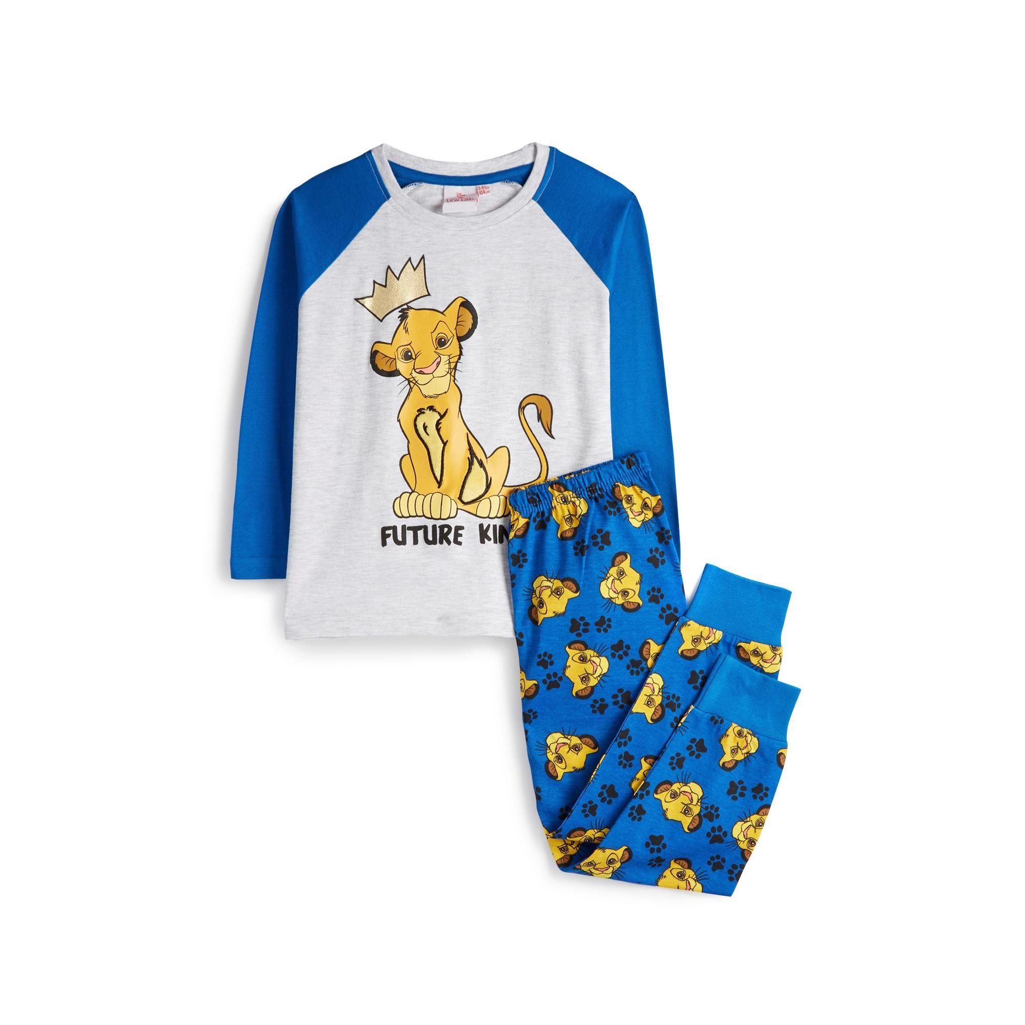 Younger Boy Lion King Pyjamas Pyjamas Kids Categories Primark Uk Kids Pajamas Pyjamas Boys Pajamas