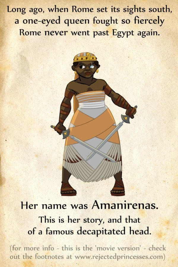 Photo of Amanirenas: The One-Eyed Queen Who Fought Rome Tooth and Nail