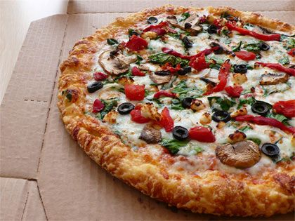 Omg Domino S Pacific Veggie Pizza Is One Of My Most Favorite Pizza S From Them I Ve Gotten Friends And Family Addicted Lo Veggie Pizza Pizza Favourite Pizza