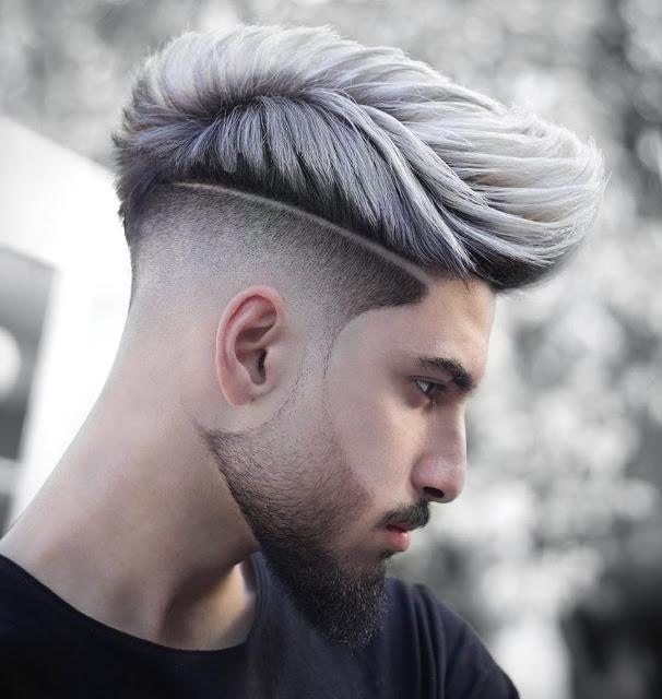 Pin Em Hair And Beard Styles