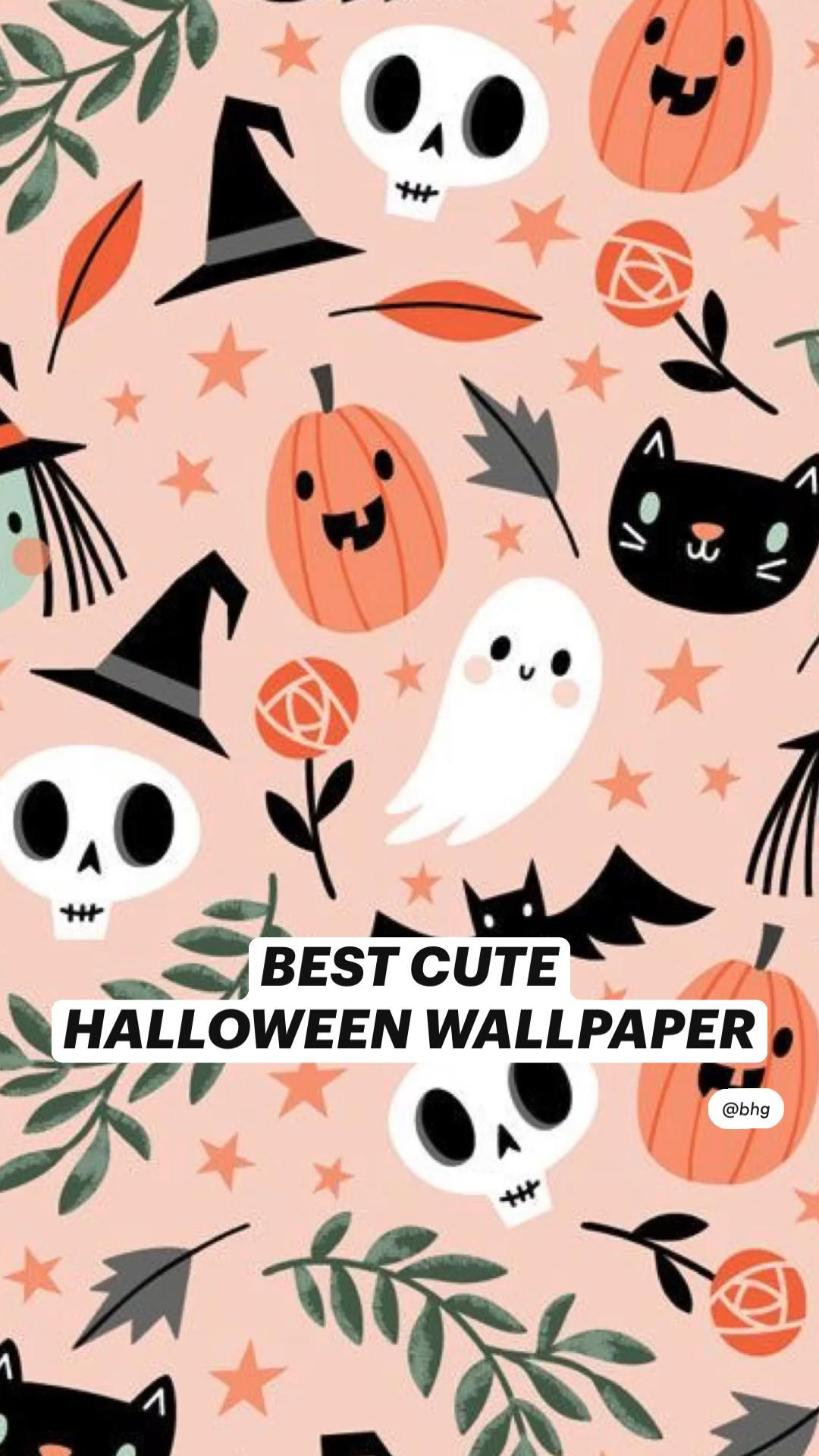 Best Cute Halloween Wallpaper