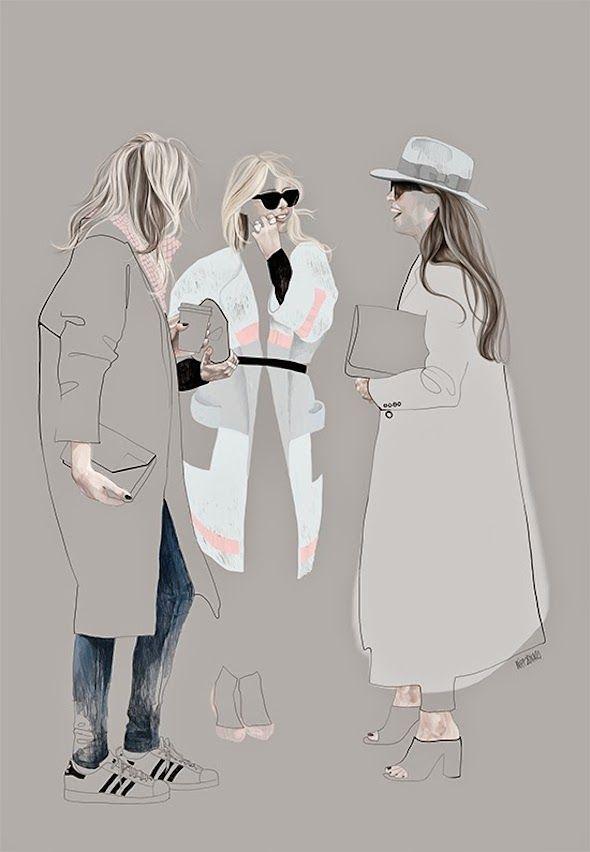 Le illustrazioni di Agata Wierzbicka   PICAME