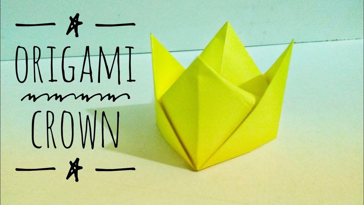 Origami Block T-Rex / Yoshi (Jo Nakashima) - Dinosaur #2 - YouTube | 720x1280