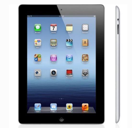 NEW Apple iPad 2 16GB 9.7in Display Wi-Fi Black