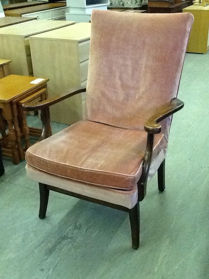 Parker Knoll Arm Chair For Upholstery Project 163 25 2