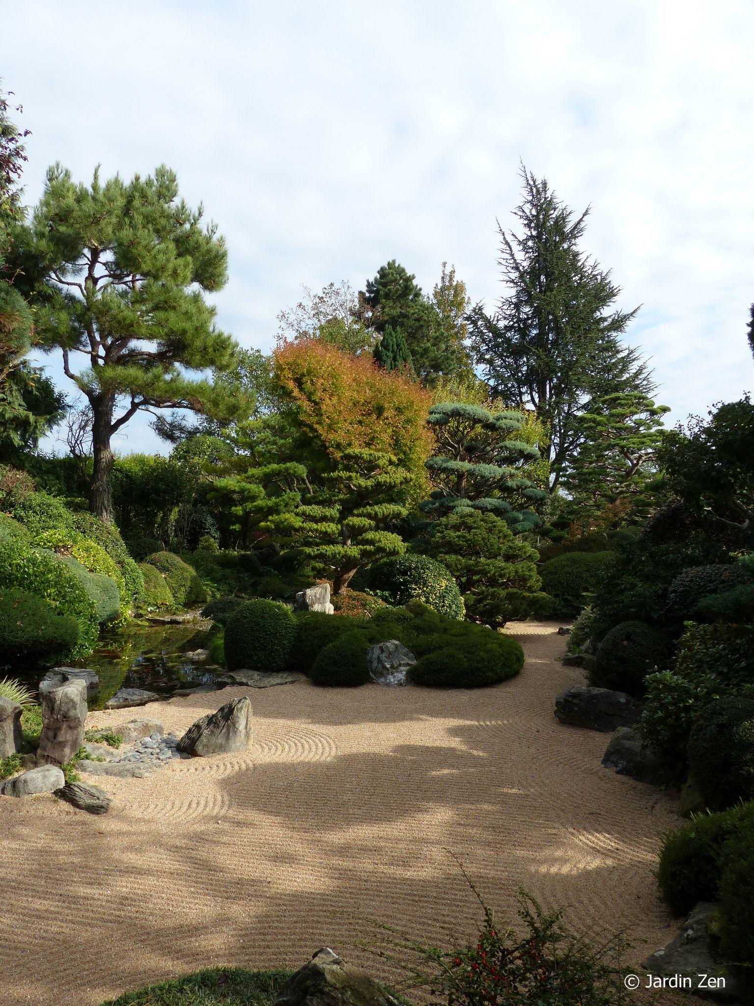 Jardin Zen D Erik Borja Jardin Borja C 1 Jardins Et Zen