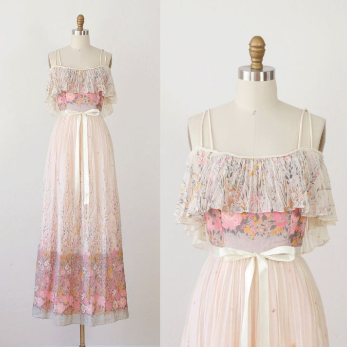 Divine Vintage Bridal Gowns for Your Something Old | Something old ...