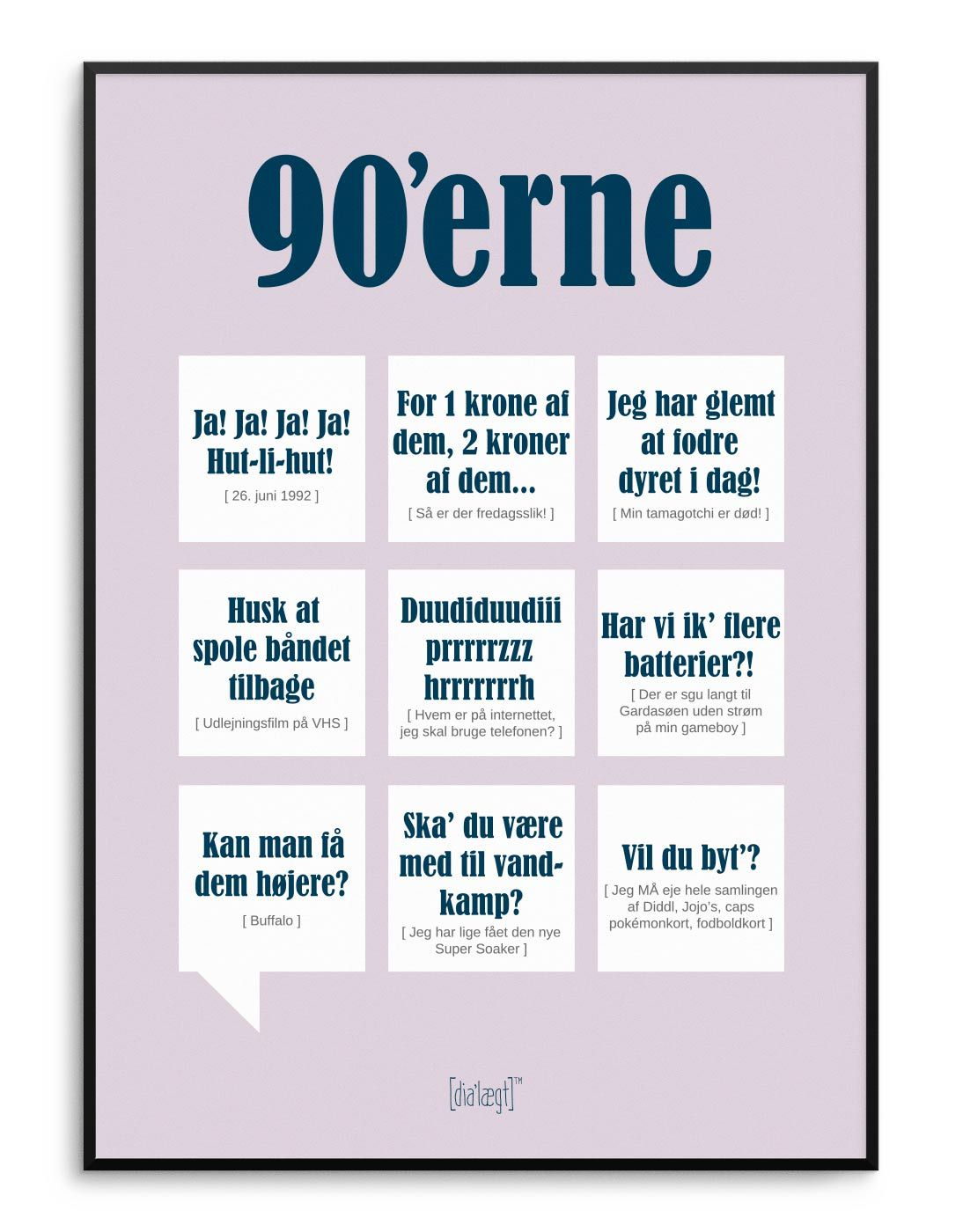 90 Erne Plakat Kob Online Vennecitater Livets Sandheder Kloge Citater