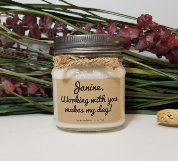 4a25e58e3a9e8 Personalized Coworker Gift - Employee Appreciation Gift - Secretary ...