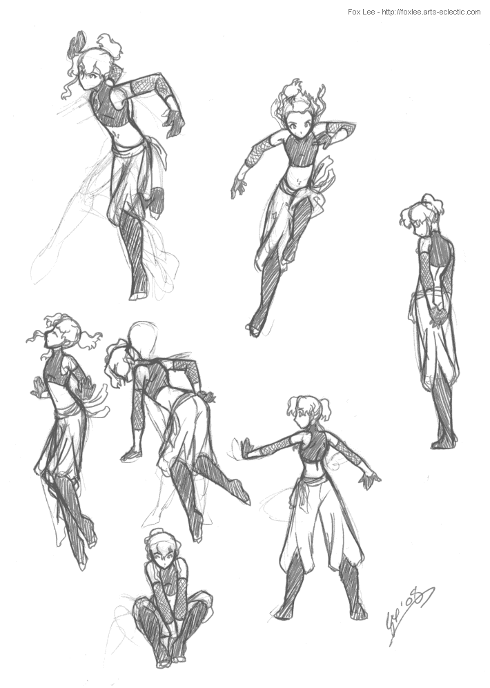 Image Result For Flying Fight Pose Anime Art Reference Poses Action Poses Drawing Pose Reference